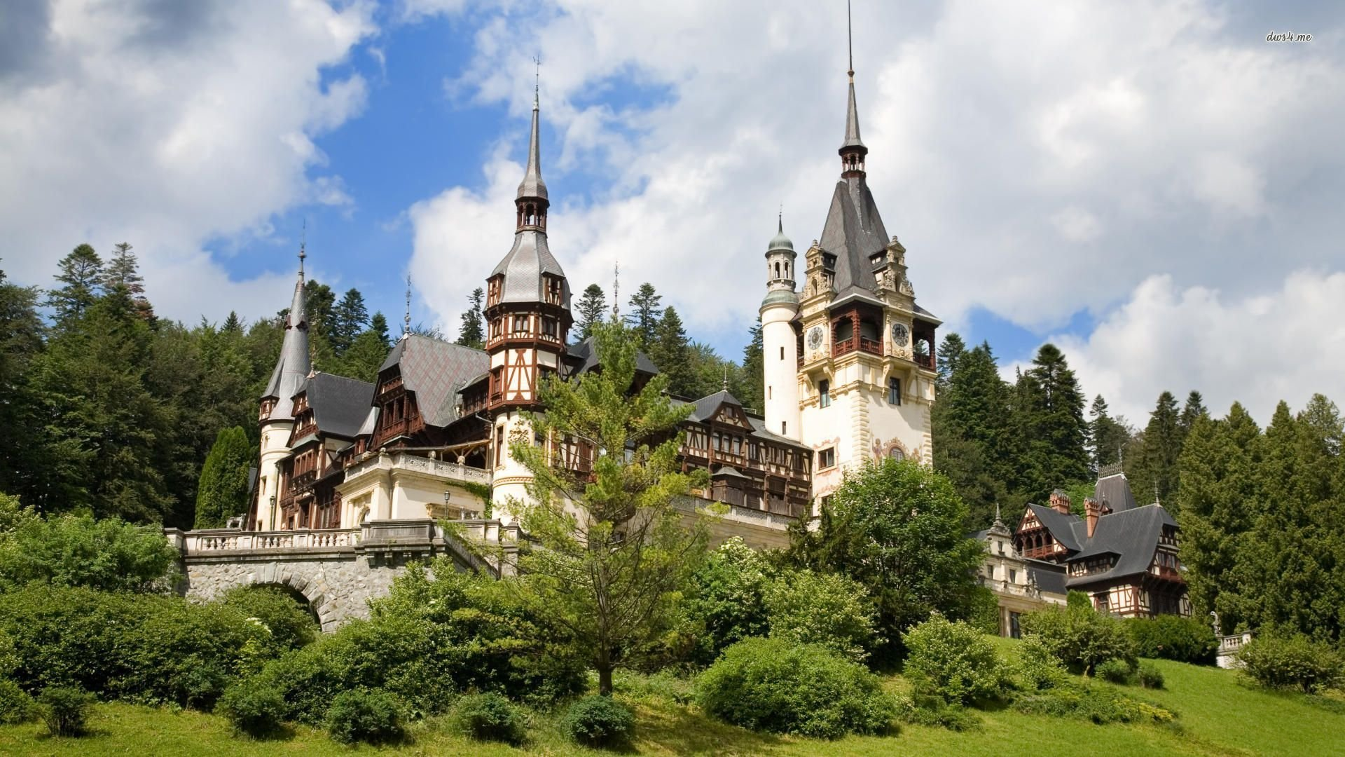 Peles Castle Wallpapers