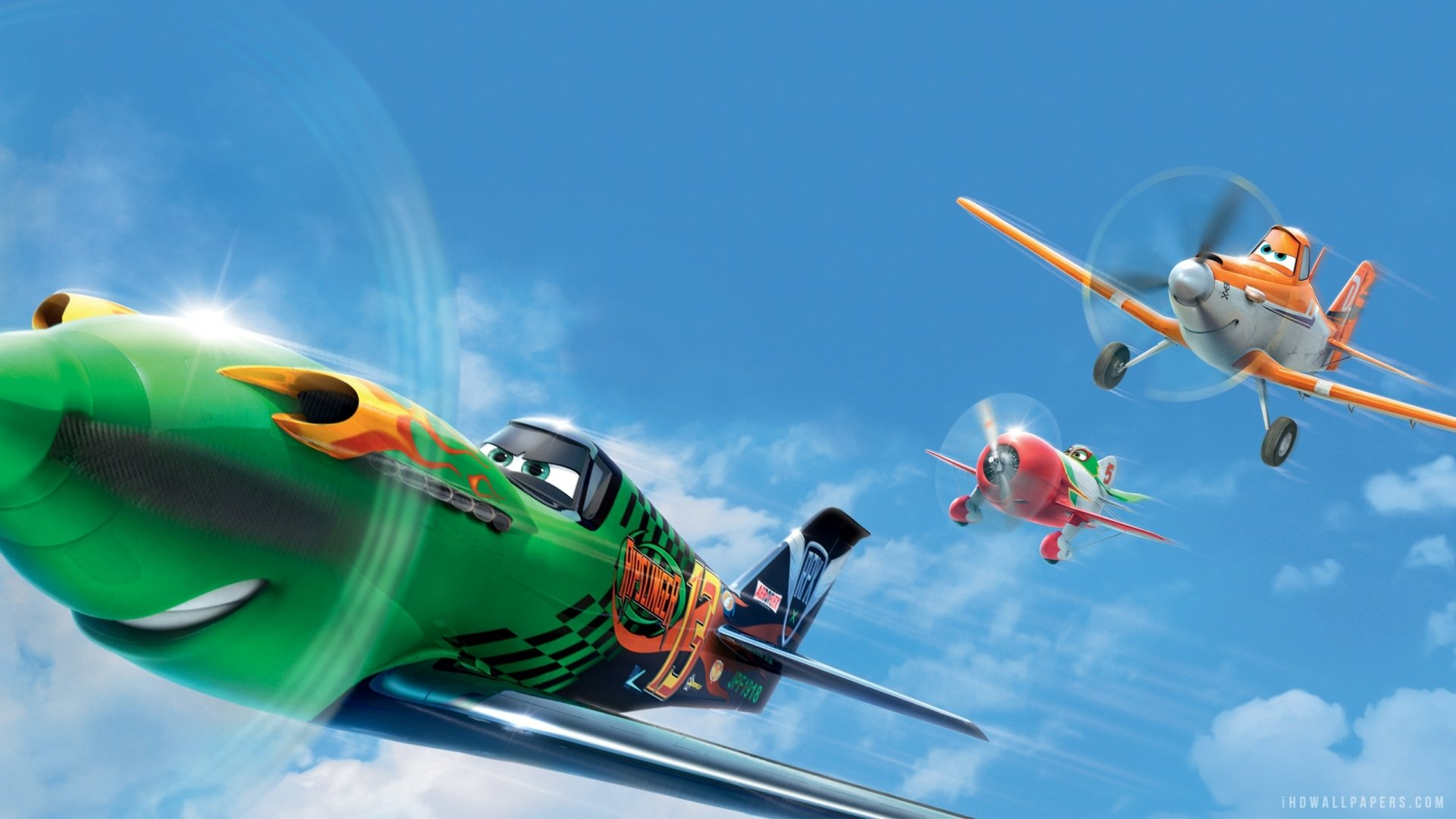 Planes Movie Wallpapers