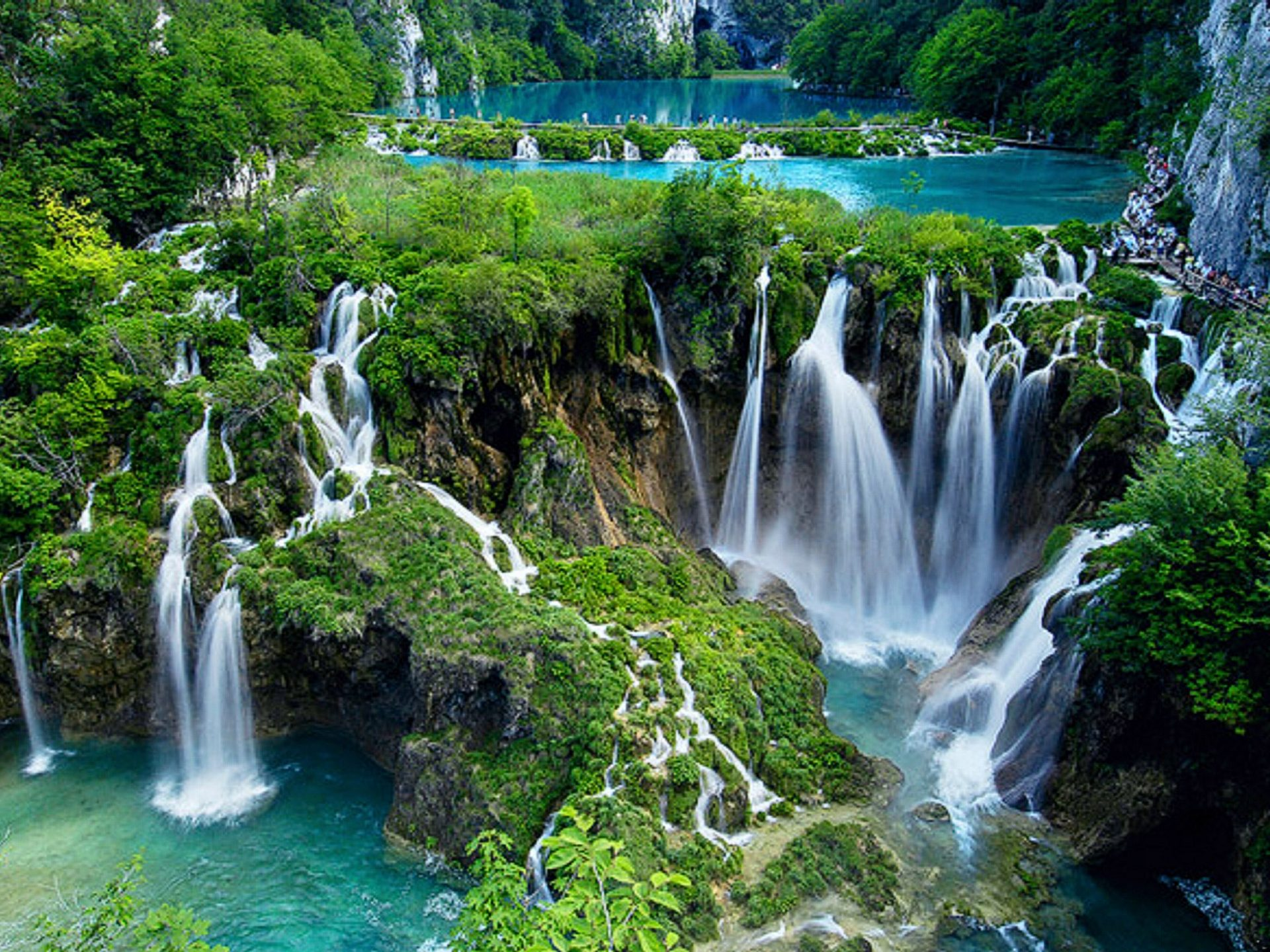 Plitvice National Park Wallpapers