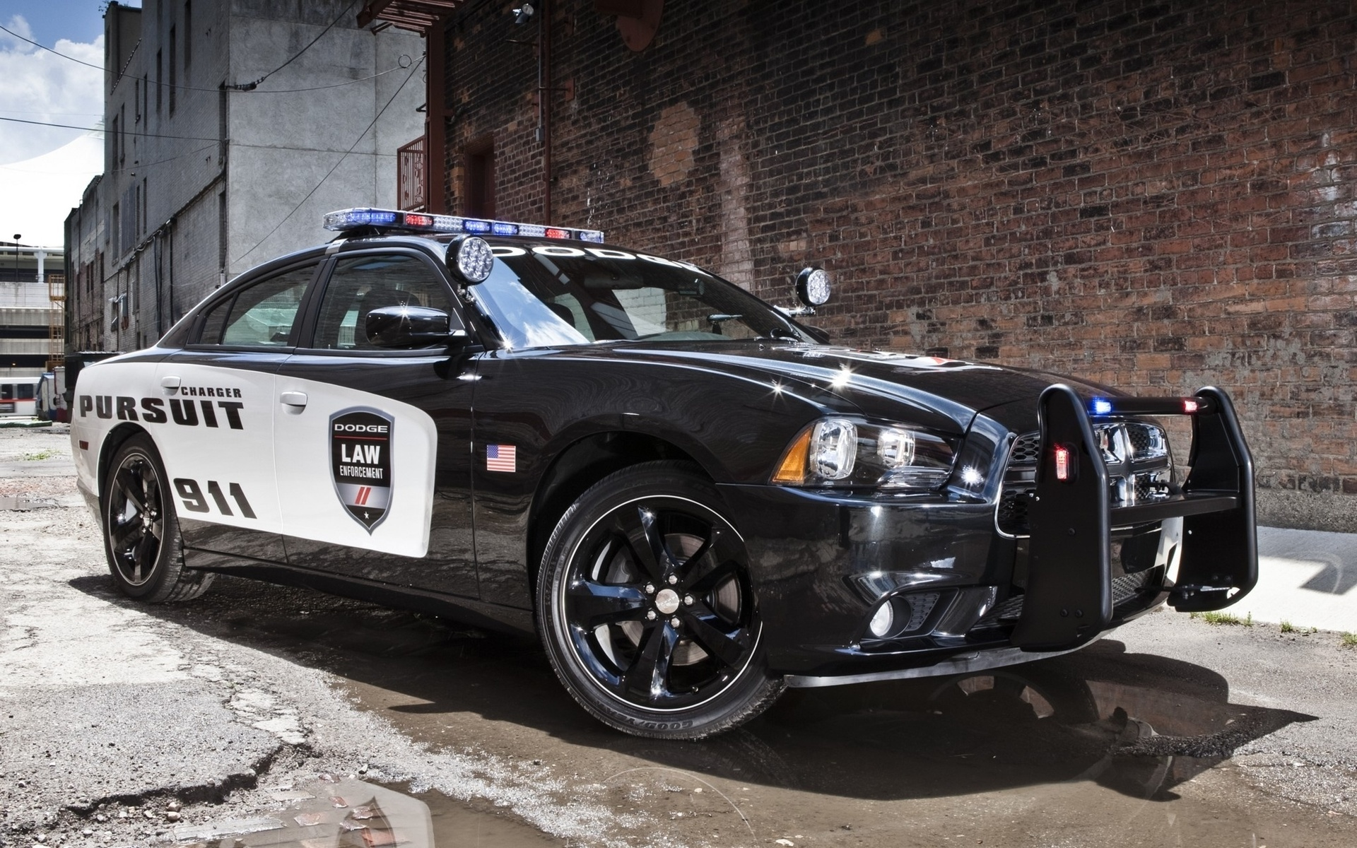 Police Cars Wallpapers