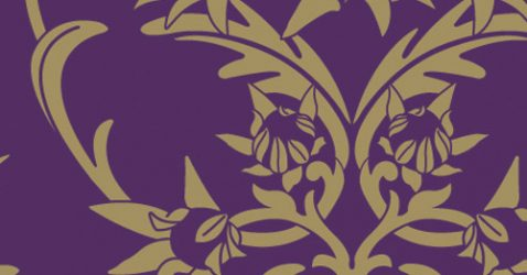 Purple And Gold Wallpapers