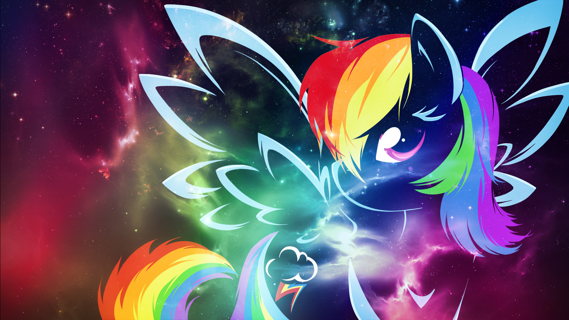 Rainbow Dash HD Wallpapers