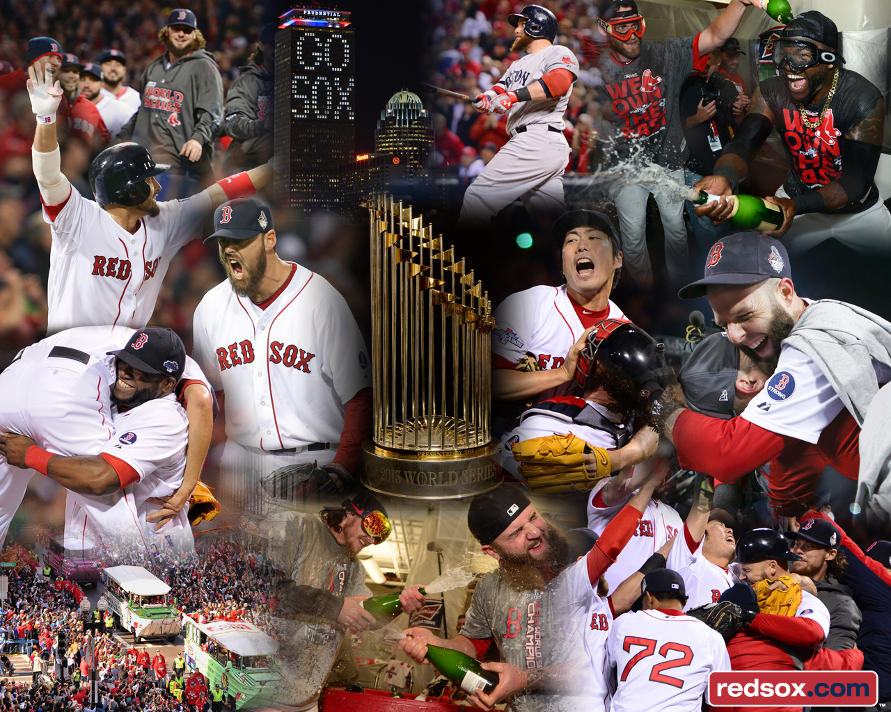 Red Sox Screen Wallpapers