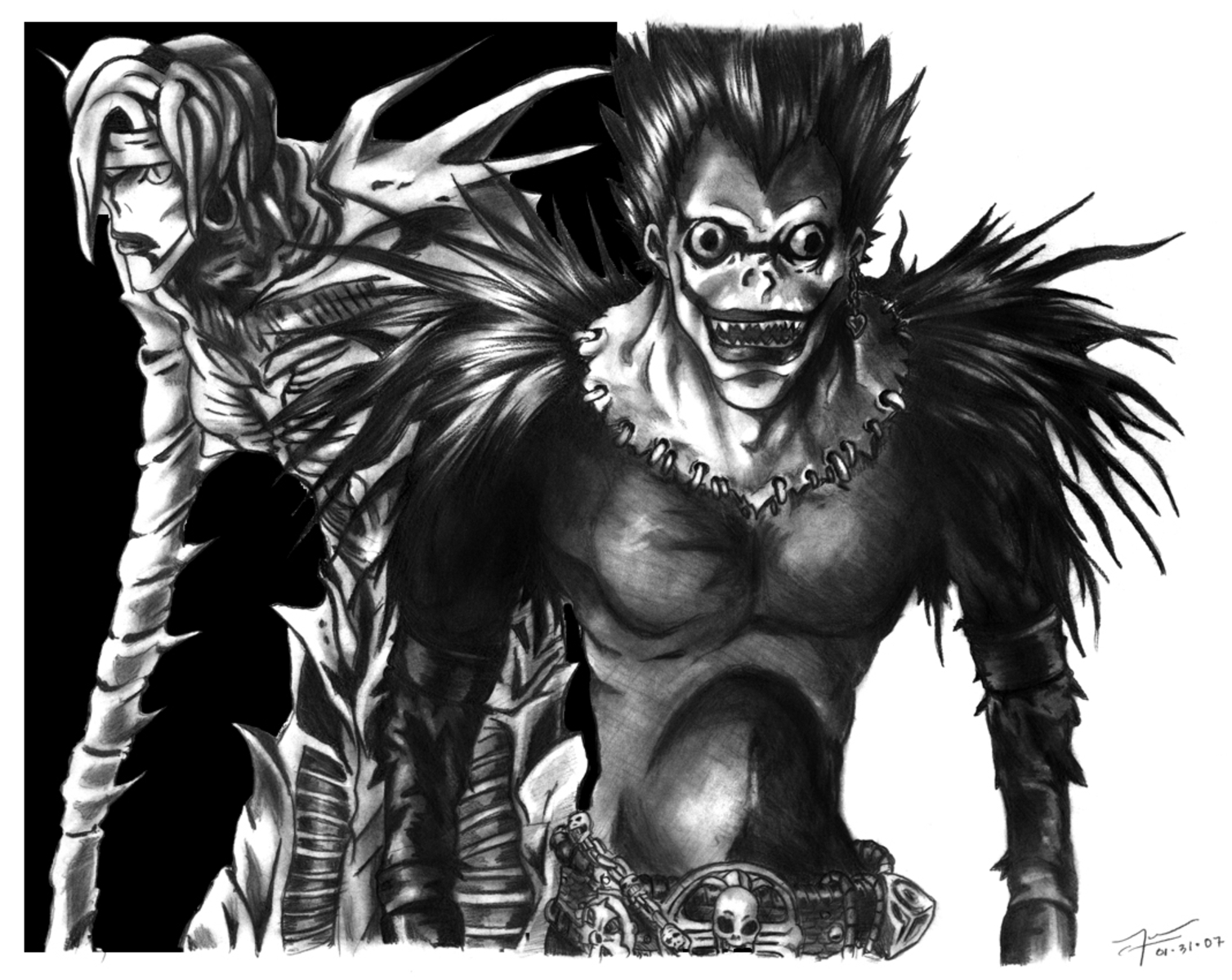 Rem Death Note Wallpapers