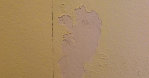 Remove Wallpapers Glue Before Painting