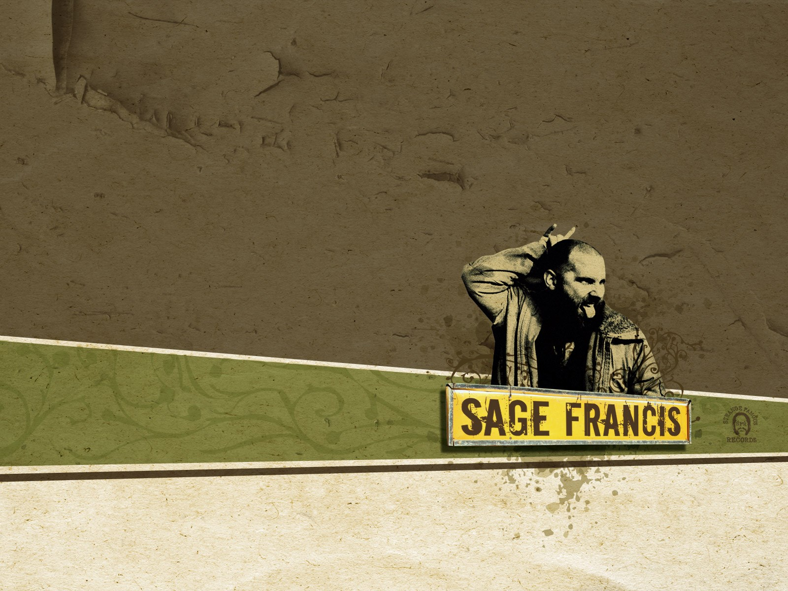 Sage Francis Wallpapers