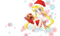 Sailor Moon Christmas Wallpapers