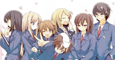 Sakurasou No Pet Na Kanojo Wallpapers