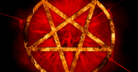 Satanic Pentagram Wallpapers