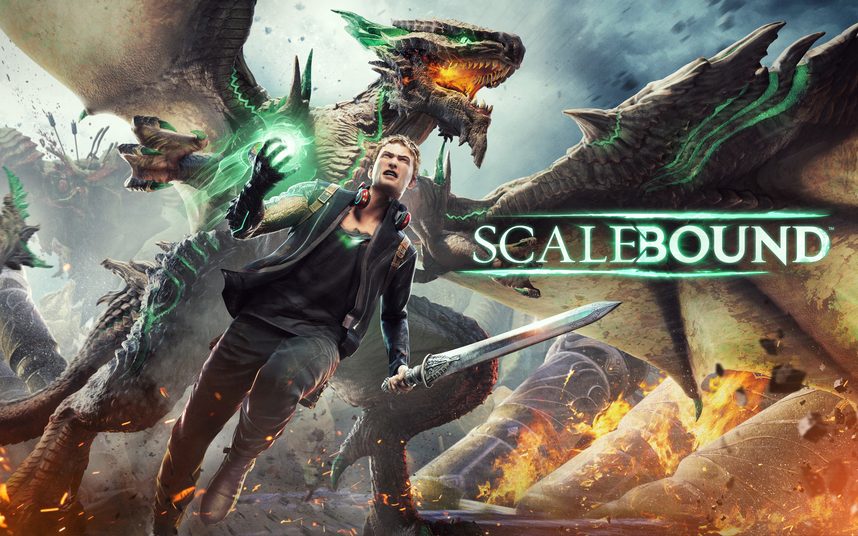 Scalebound Wallpapers