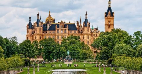 Schwerin Castle Wallpapers