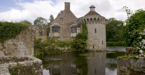 Scotney Castle Wallpapers