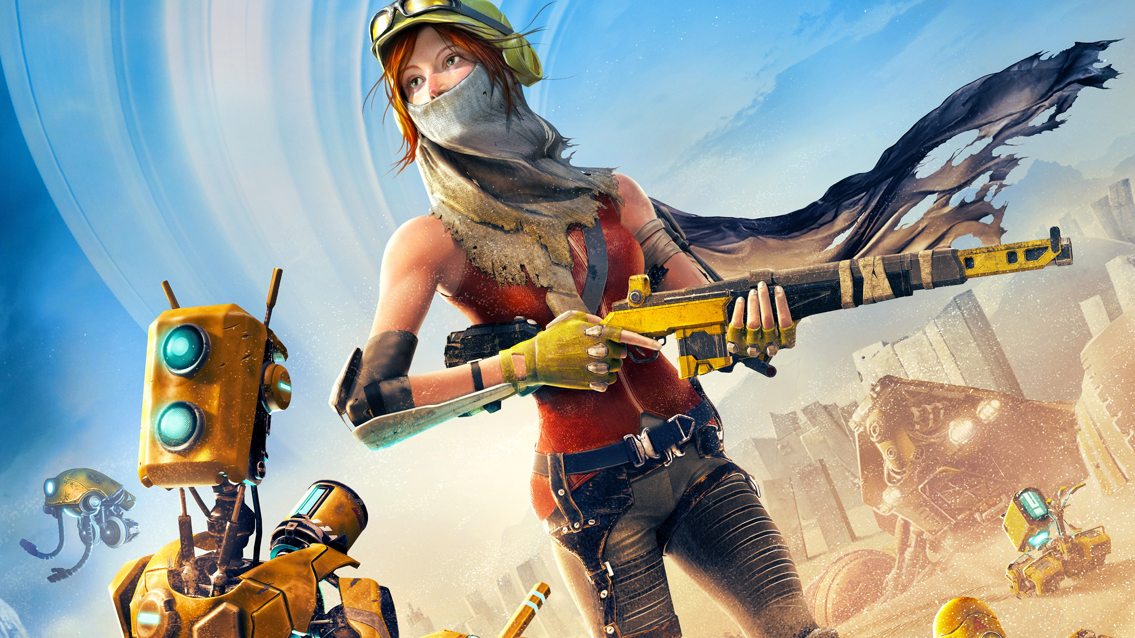 Seth ReCore Wallpapers