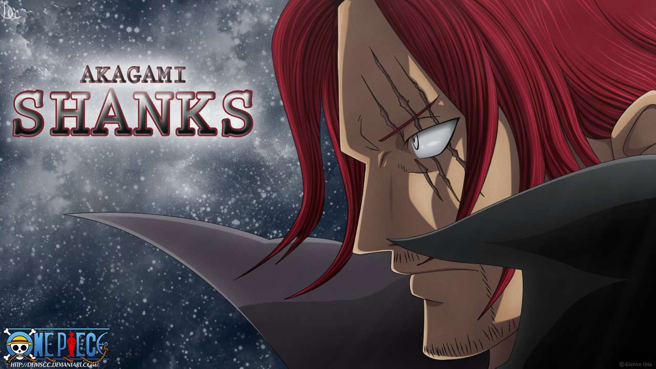 Shanks Wallpapers One Piece