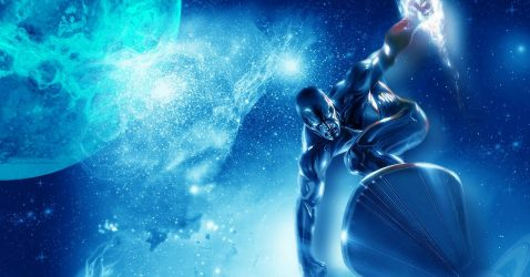 Silver Surfer Wallpapers