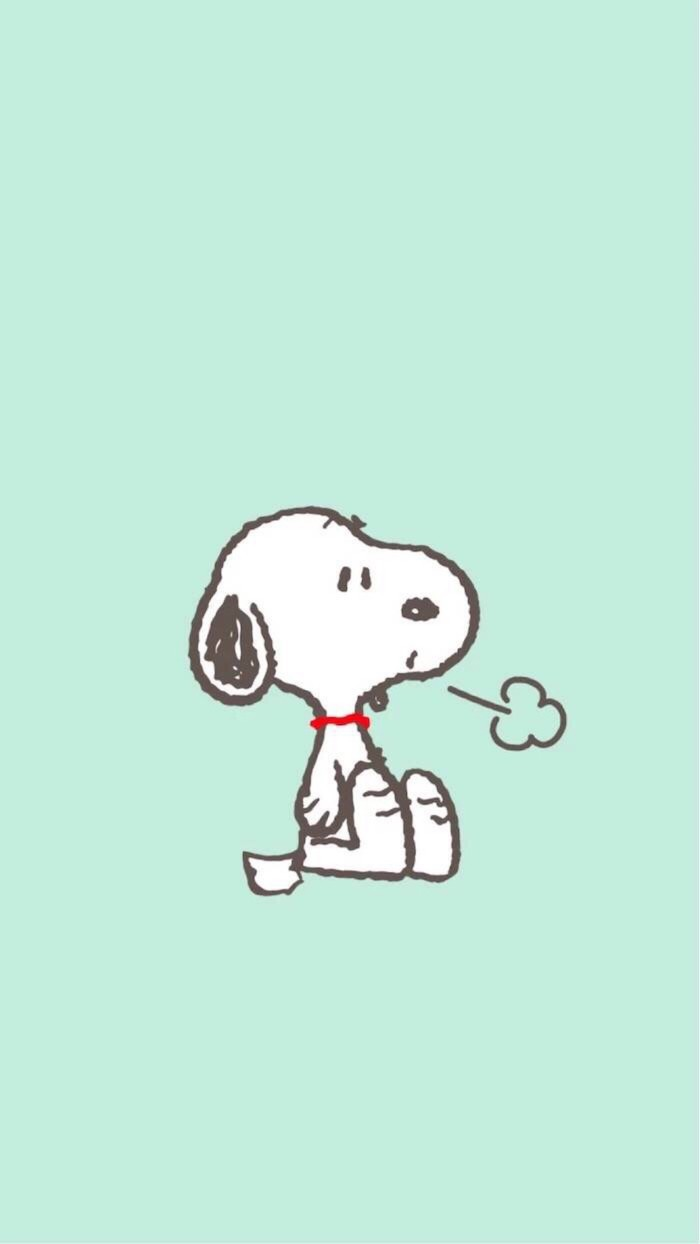 Snoopy Wallpapers For iPhone