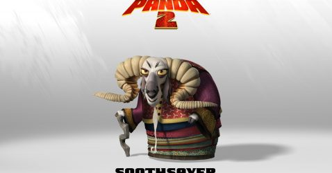 Soothsayer Kung Fu Panda Wallpapers
