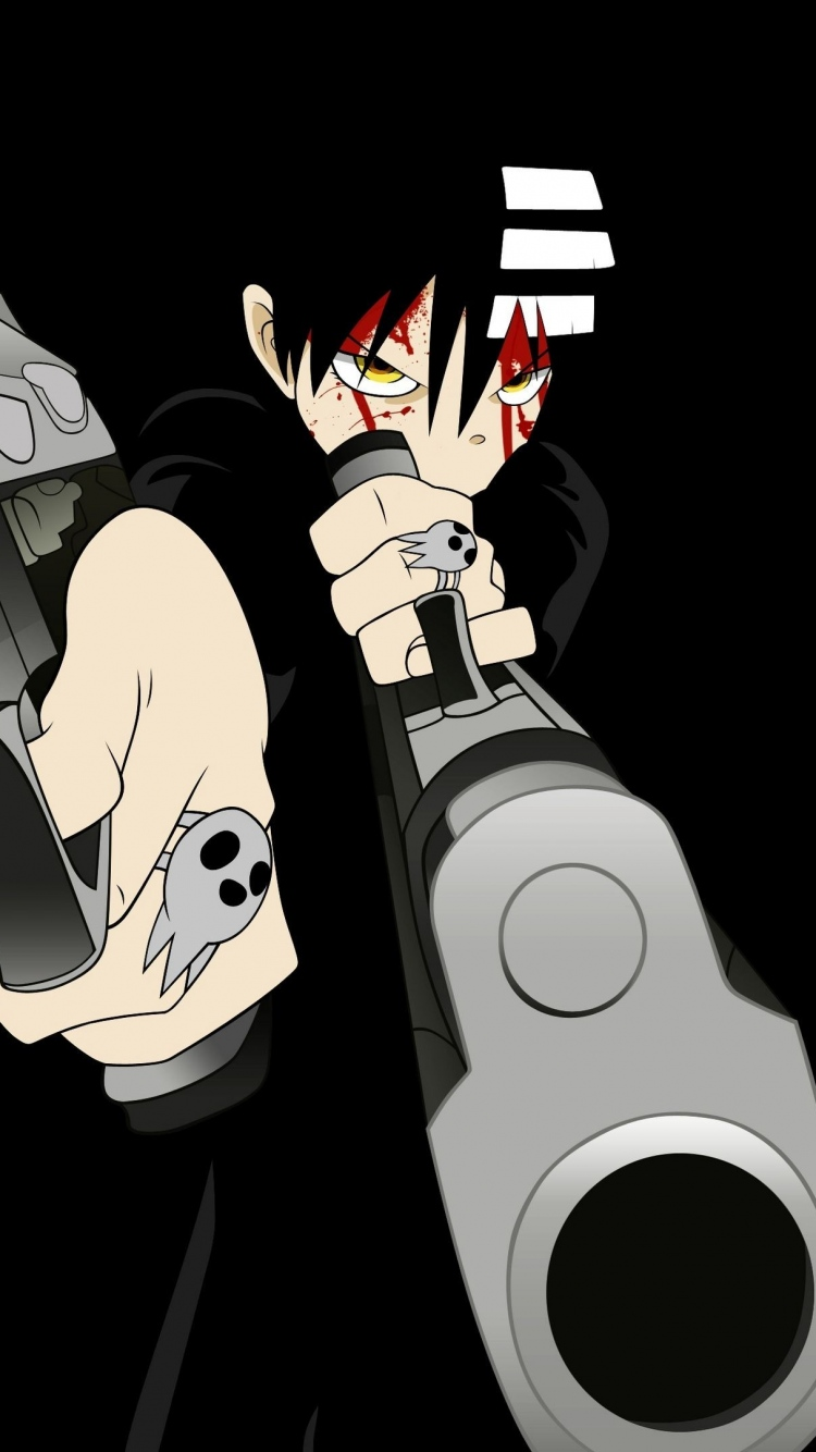 Download Soul Eater Iphone Wallpapers Gallery