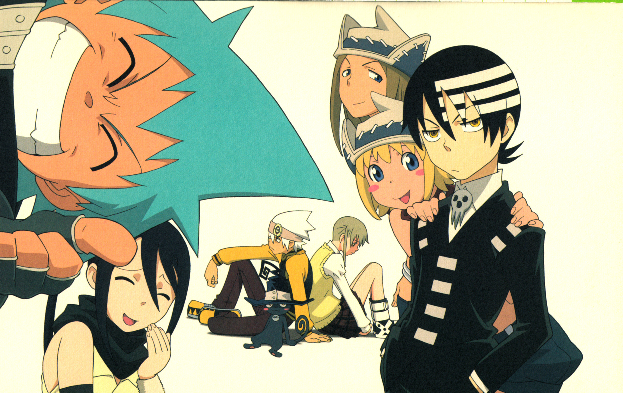 Soul Eater iPhone Wallpapers