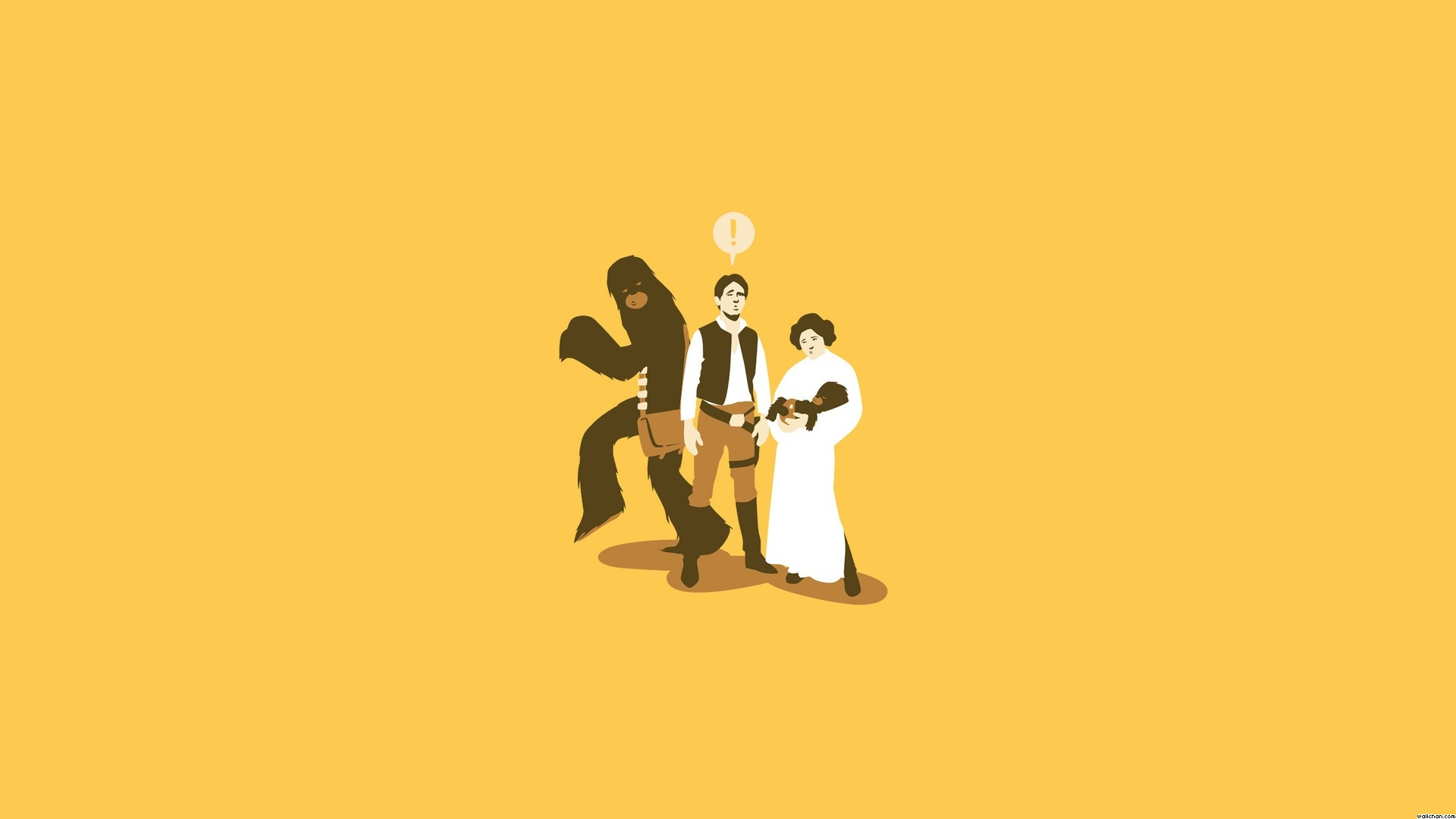 Star Wars Funny Wallpapers