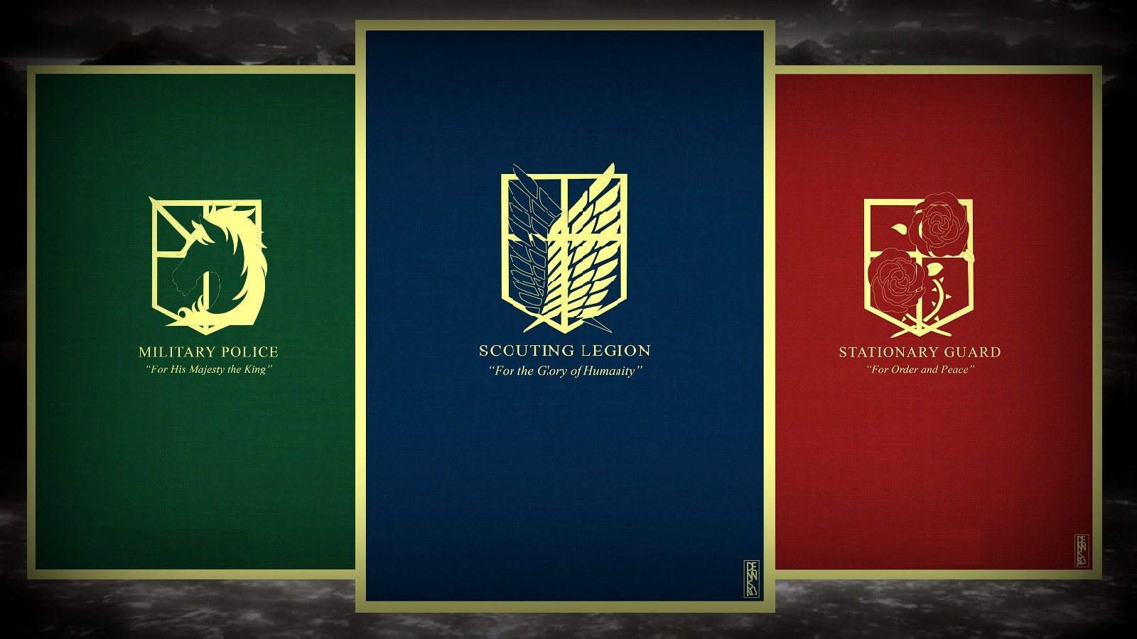 Stationary Guard Wallpapers