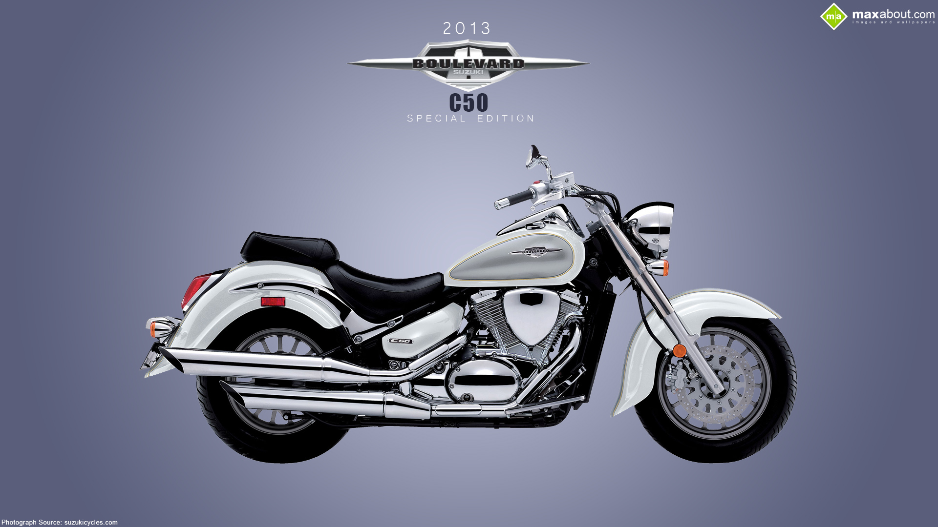 Suzuki Boulevard C50T Wallpapers