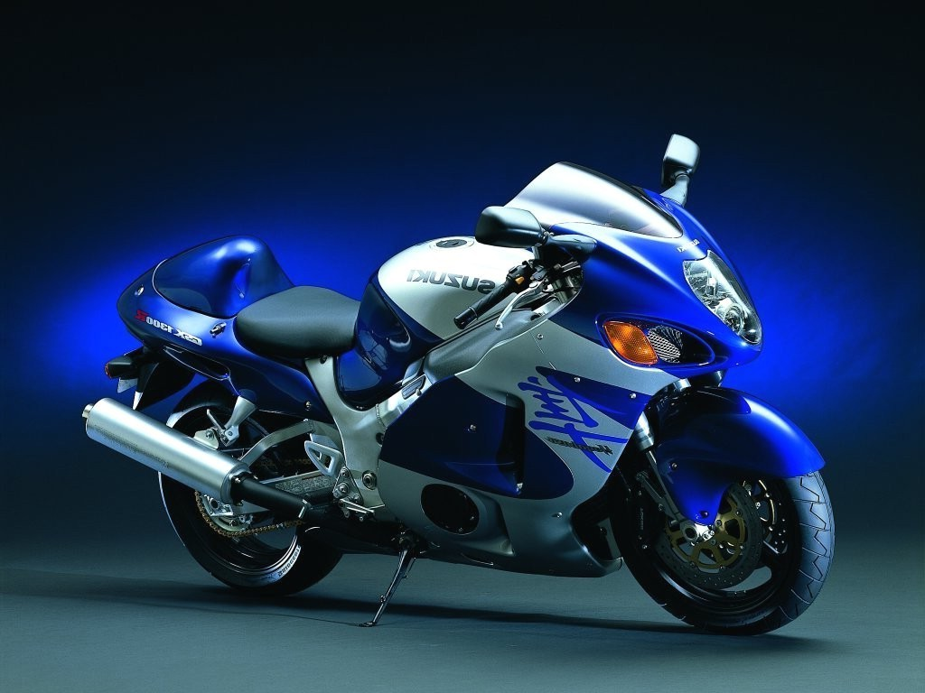 Suzuki Hayabusa Wallpapers