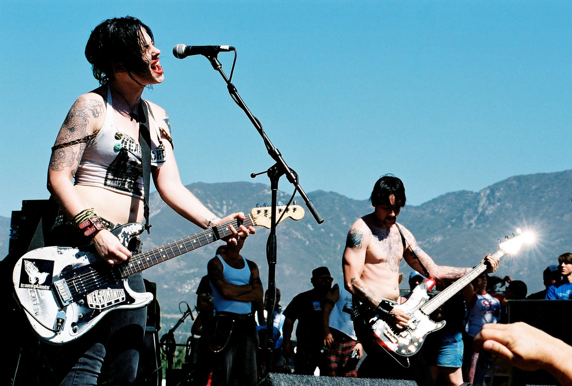 The Distillers Wallpapers