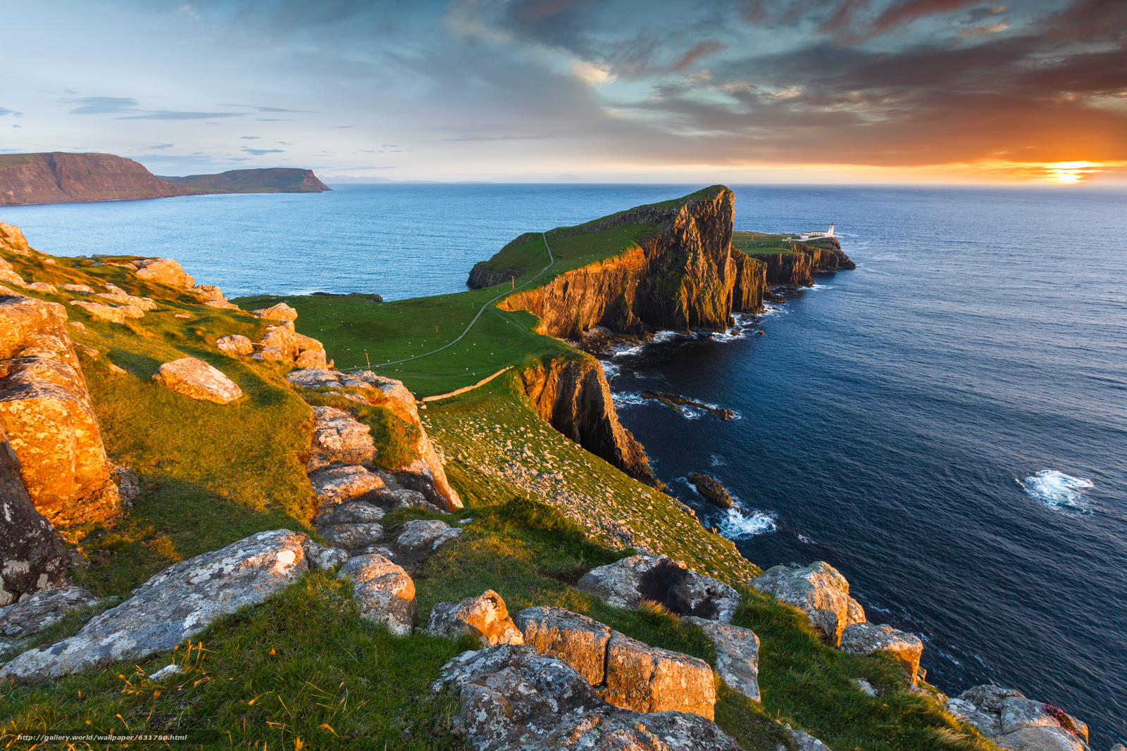 The Hebrides Wallpapers