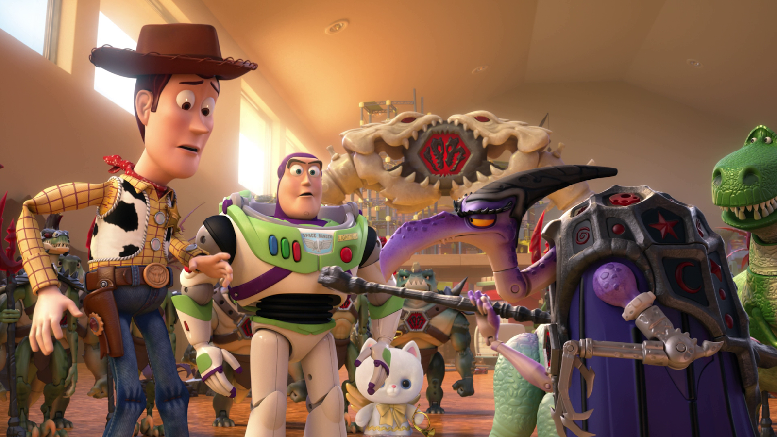 Toy Story That Time Forgot Wallpapers