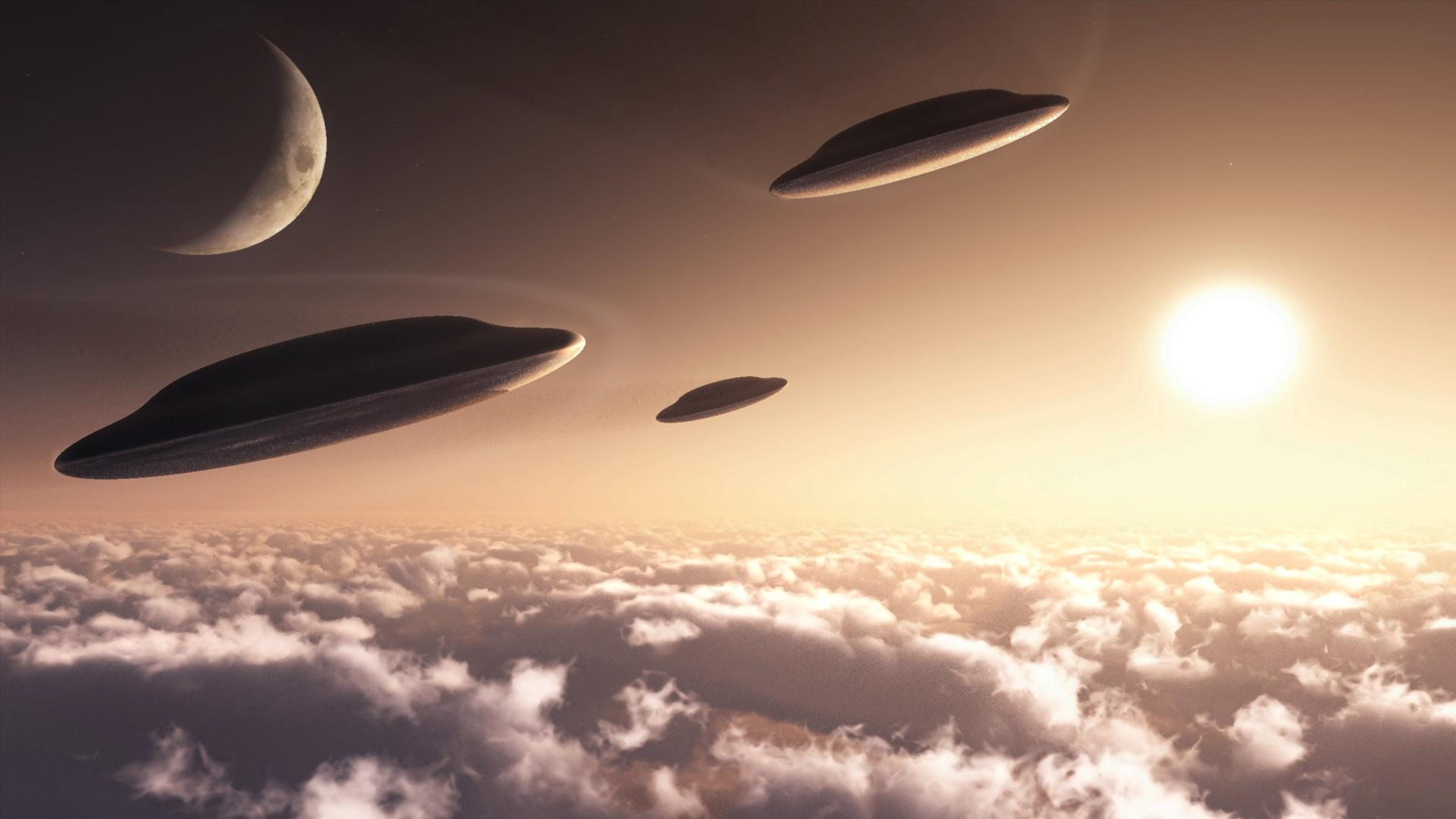 Ufos Wallpapers