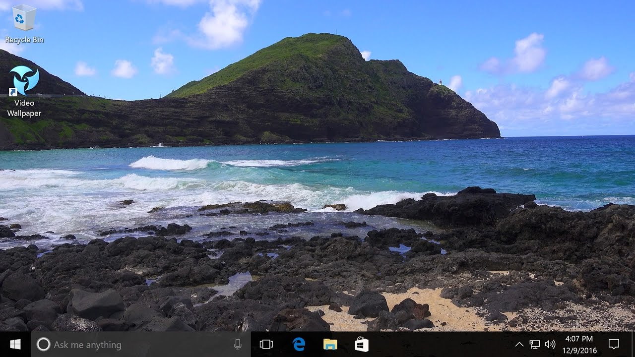 Video Wallpapers Windows 10