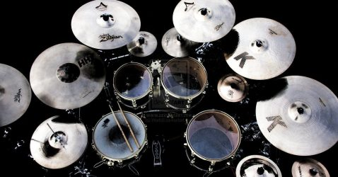 Wallpapers Drum Set