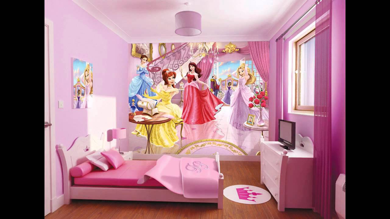 Wallpapers For Baby Girl Room