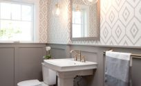 Wallpapers For The Bathroom