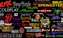 Wallpapers Rock Bands
