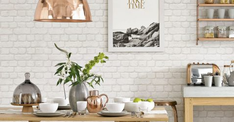 Wallpapers Suitable For Kitchens