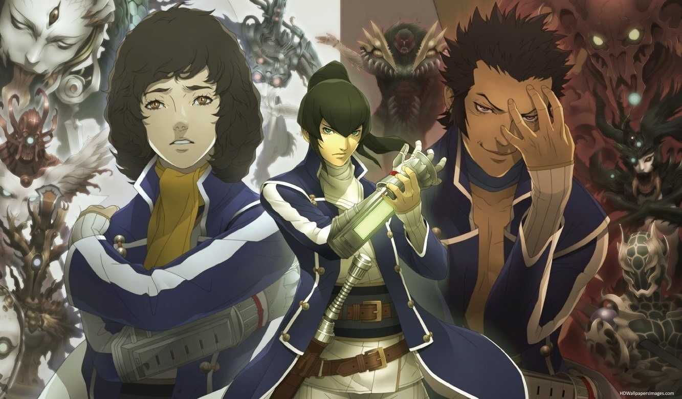 Walter Shin Megami Tensei Wallpapers