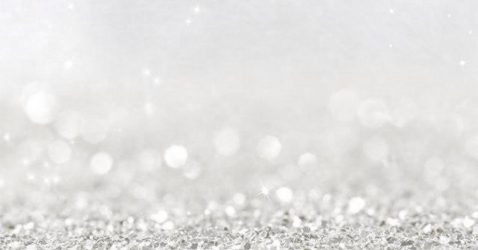 White Wallpapers With Glitter