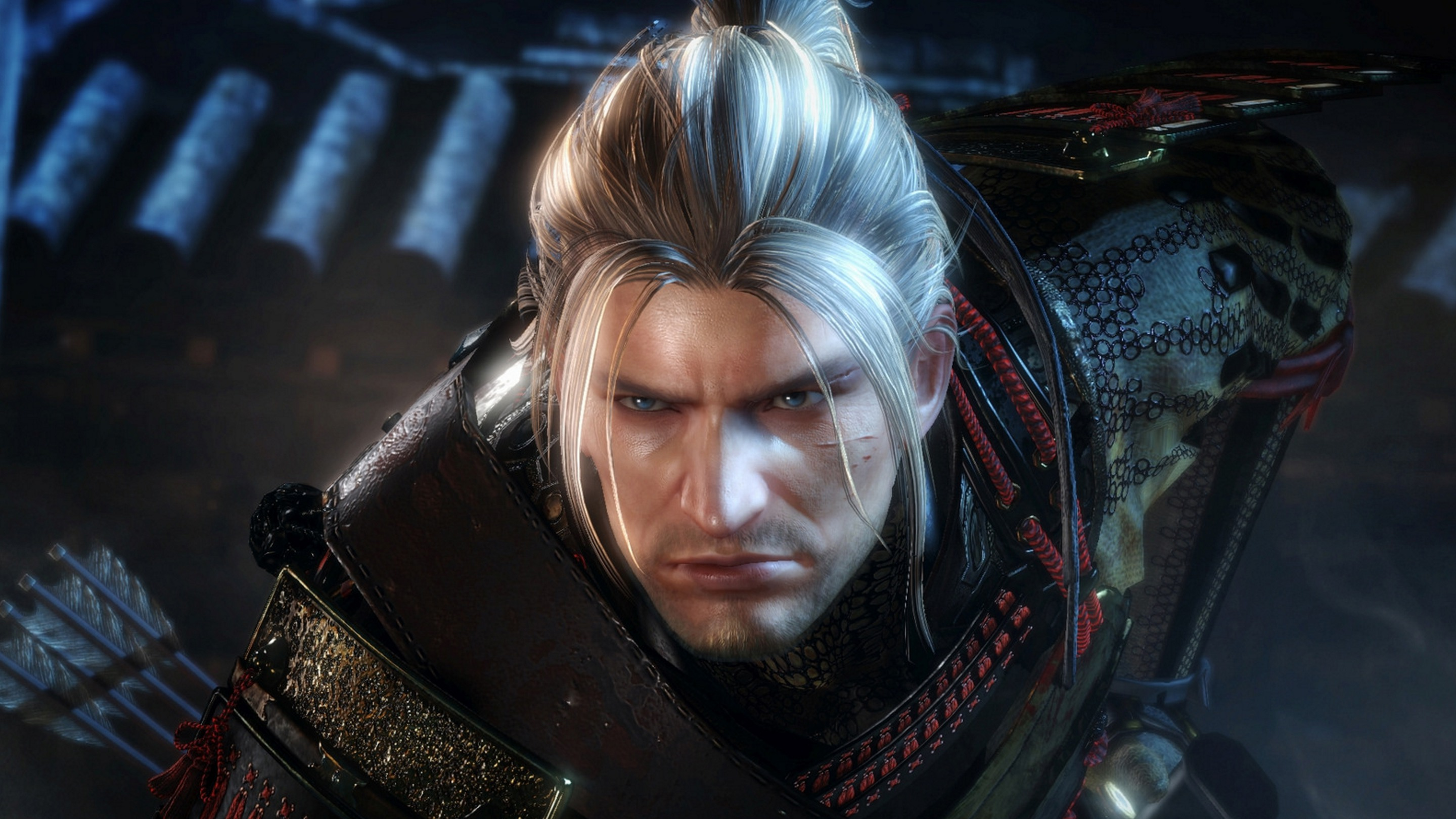 William Adams Nioh Wallpapers