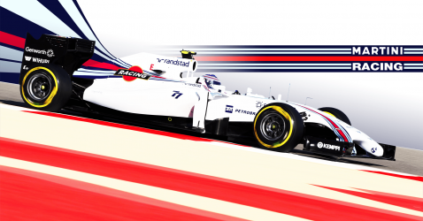 Williams F1 Wallpapers