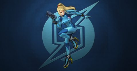 Zero Suit Samus Wallpapers