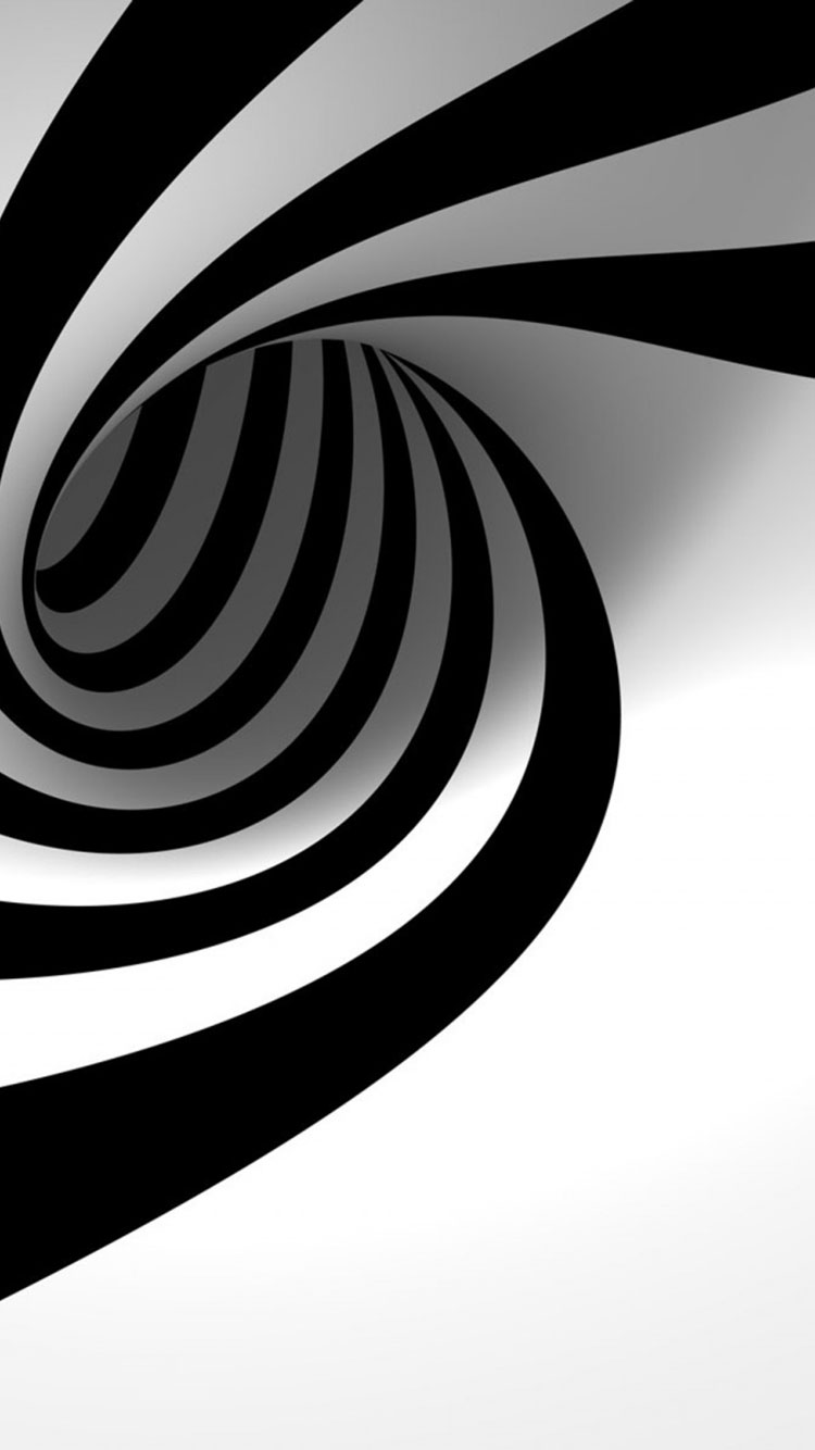 iPhone 5 Wallpapers Black And White