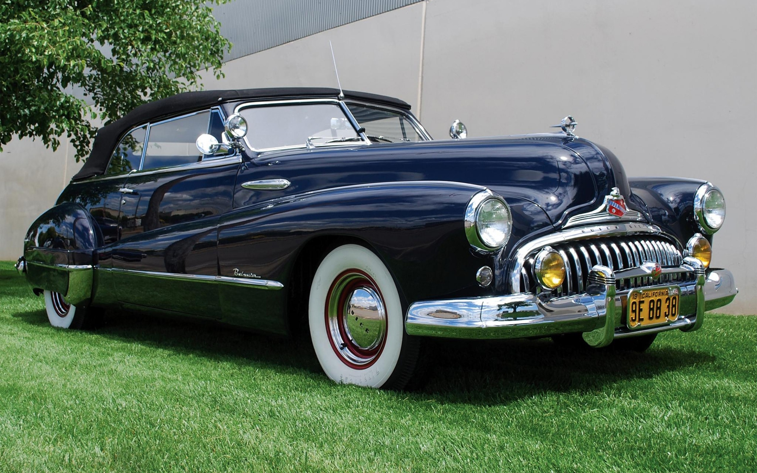 1949 Buick Roadmaster Convertible Wallpapers