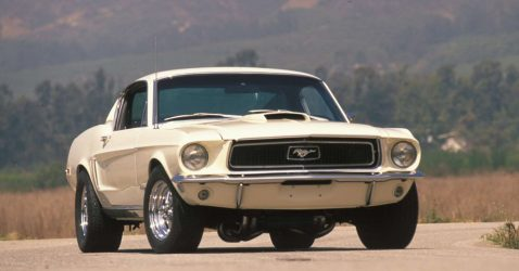 1968 Ford Mustang Wallpapers