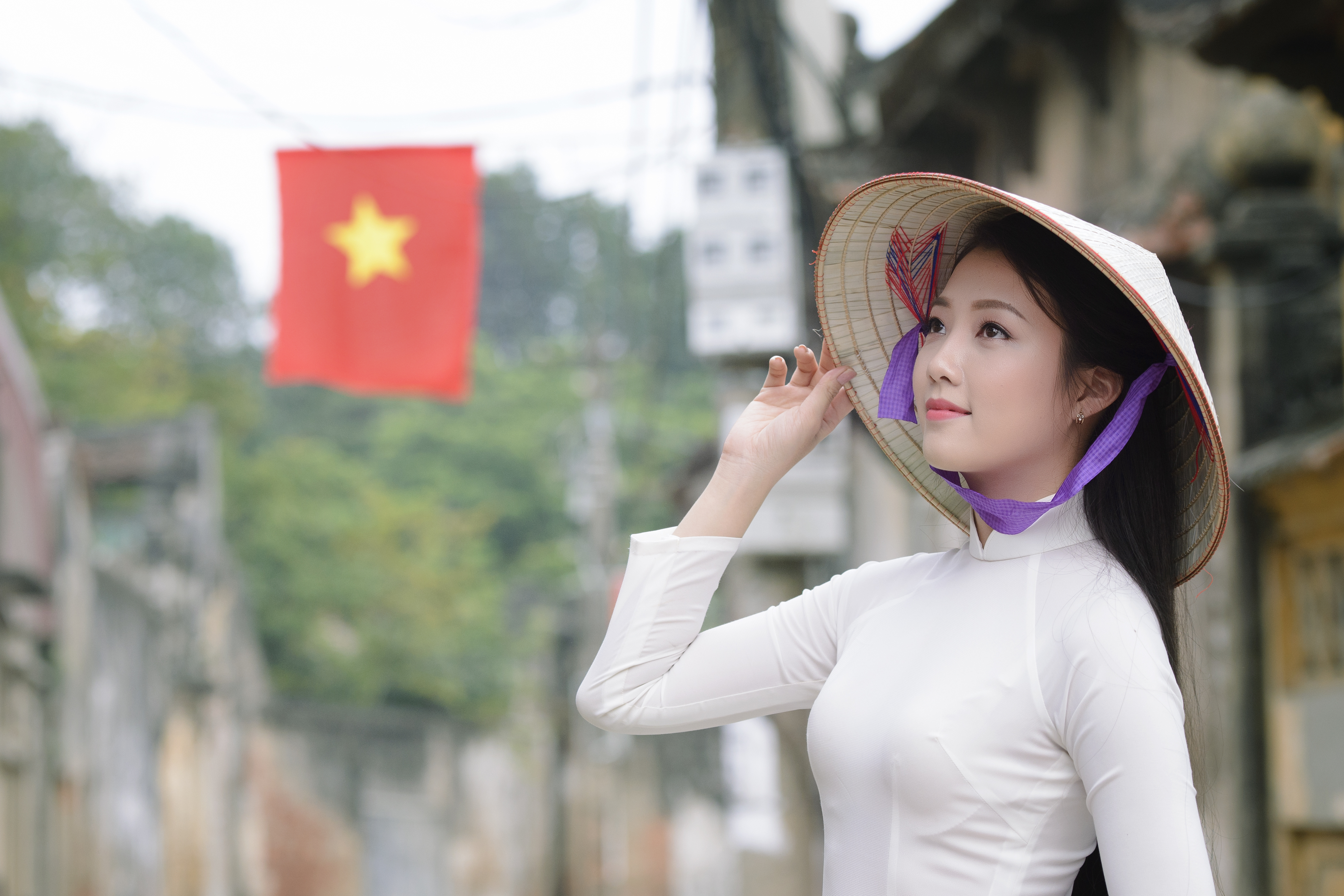 Asian Conical Hat Wallpapers