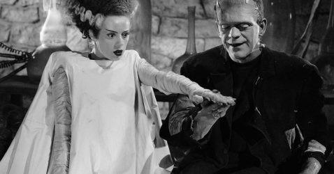 Bride Of Frankenstein Wallpapers