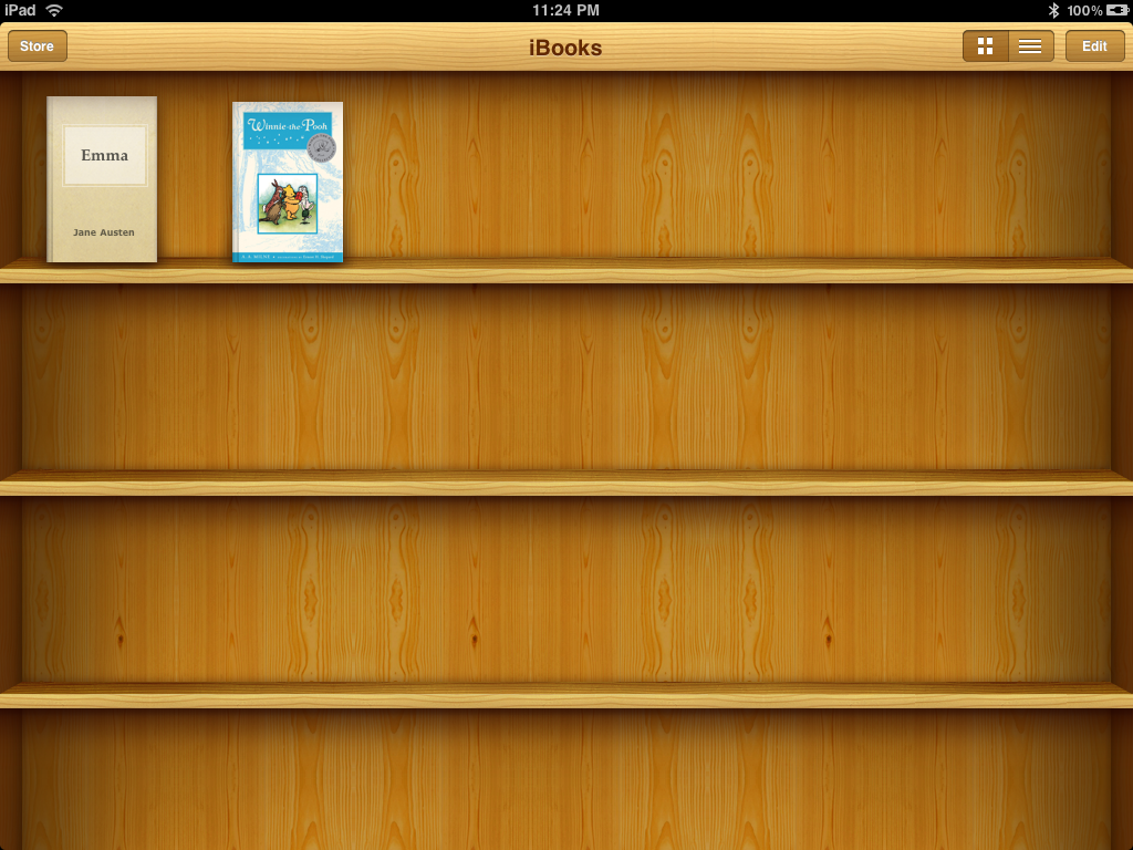 Download Empty Bookshelf Wallpapers Gallery