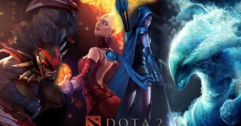 Free Download Dota 2 Wallpapers