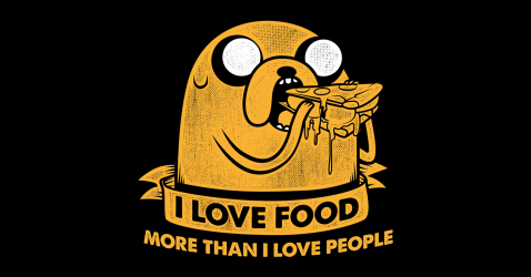 I Love Food Wallpapers